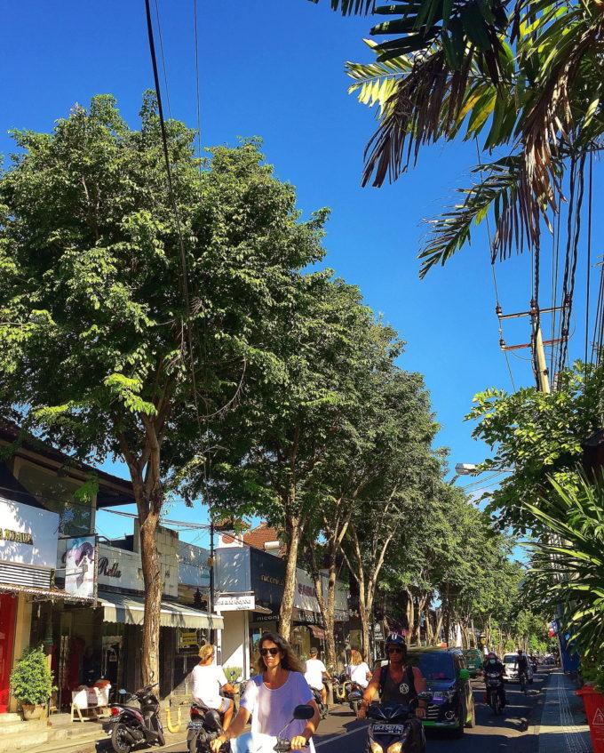 バリ島の平均気温