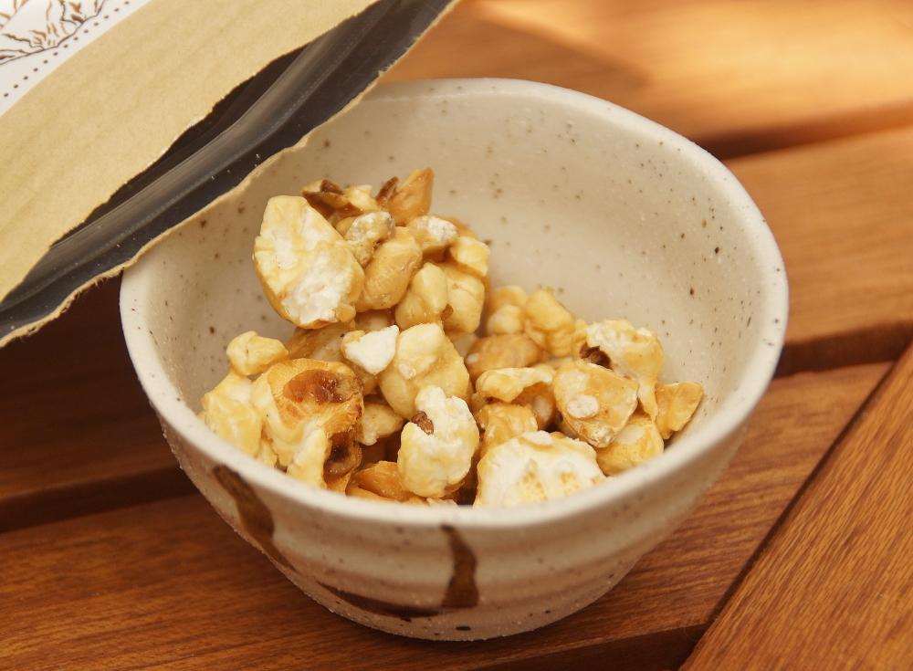 east bali cashews ポップコーン