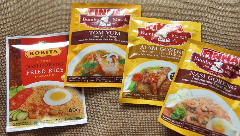 インドネシア料理の素 ペースト