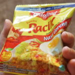 バリのスーパーで買った「indofood」ナシゴレンの素を使ってみた。作り方も解説!