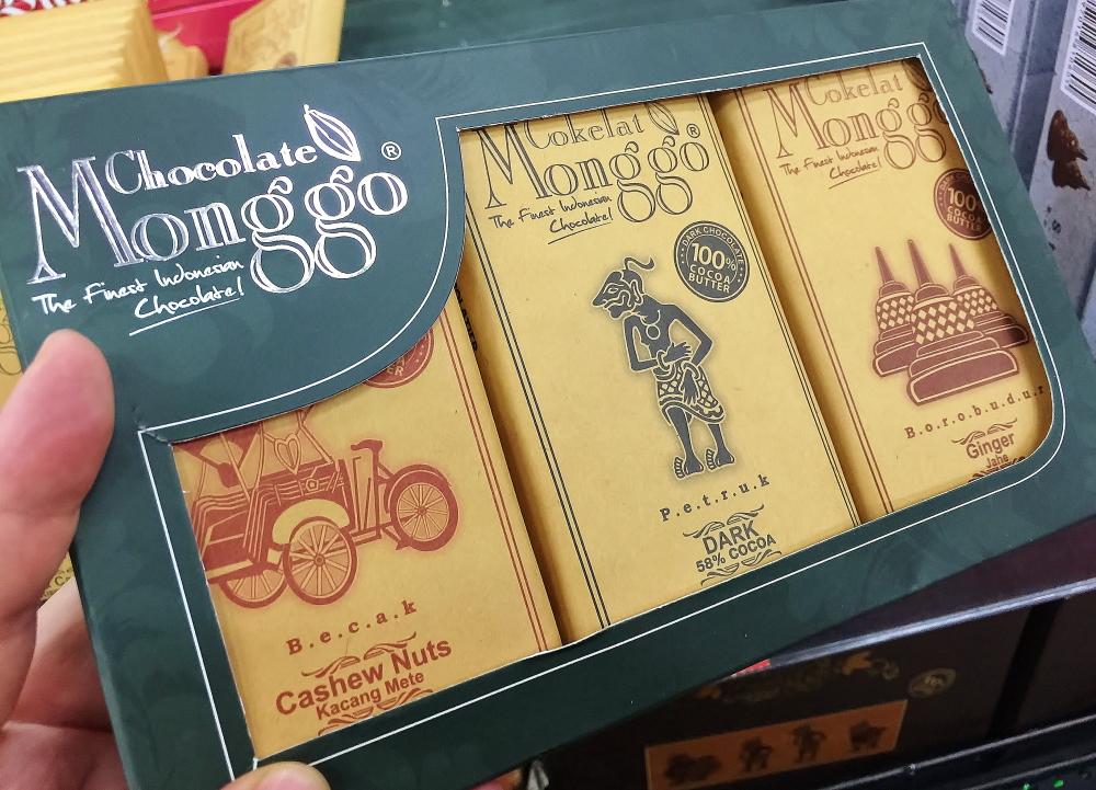 モンゴチョコレート3個セット