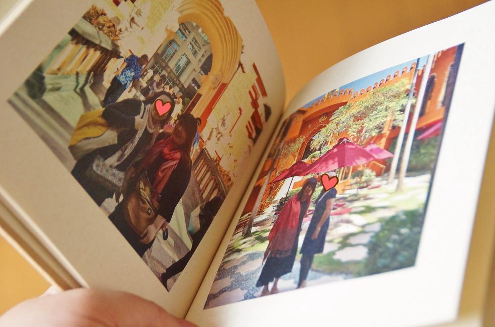 バリ旅行 おすすめフォトブック フォトアルバム
