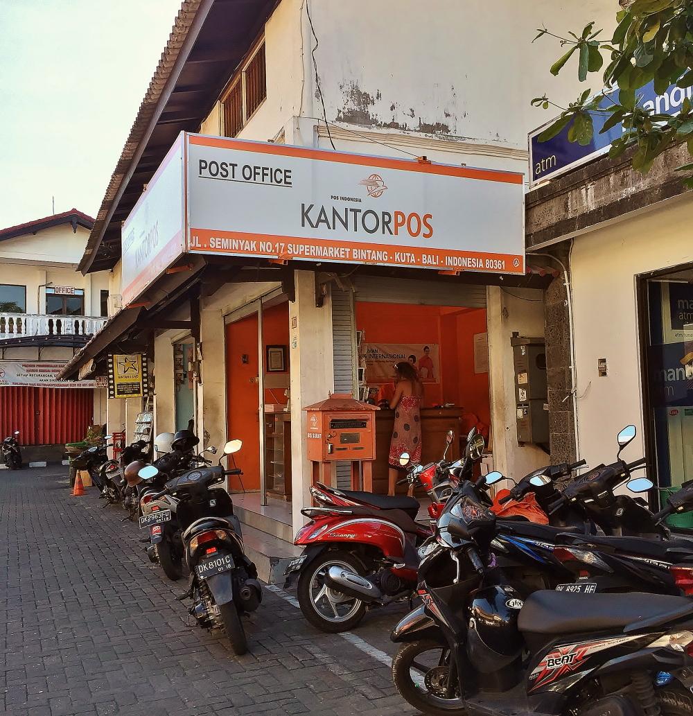 pos indonesia bis surat