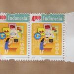 バリ土産に切手を買おう!インドネシアの郵便局に行ってみた