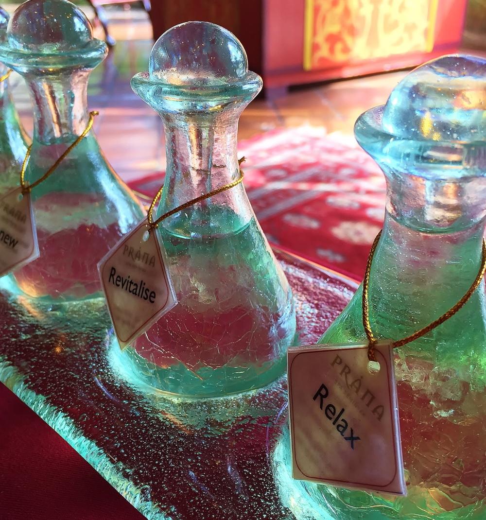 オイル瓶 バリ ジェンガラ陶器