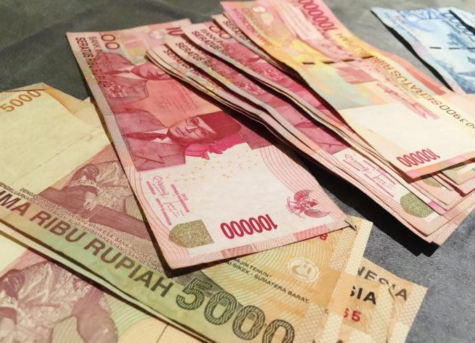 バリの通貨 ルピア