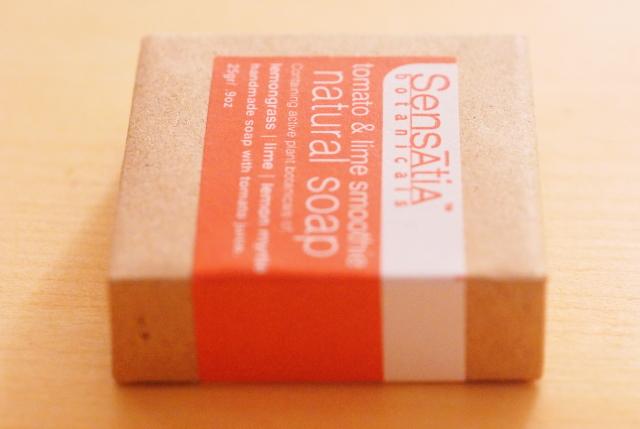 バリ土産 石鹸 センセイシャ