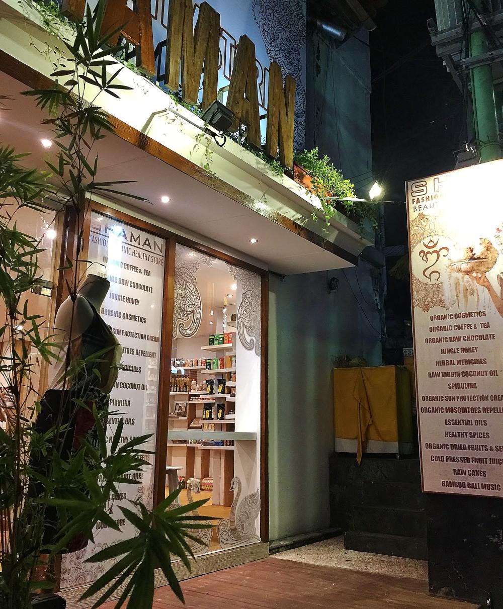 shaman Bali Organic House