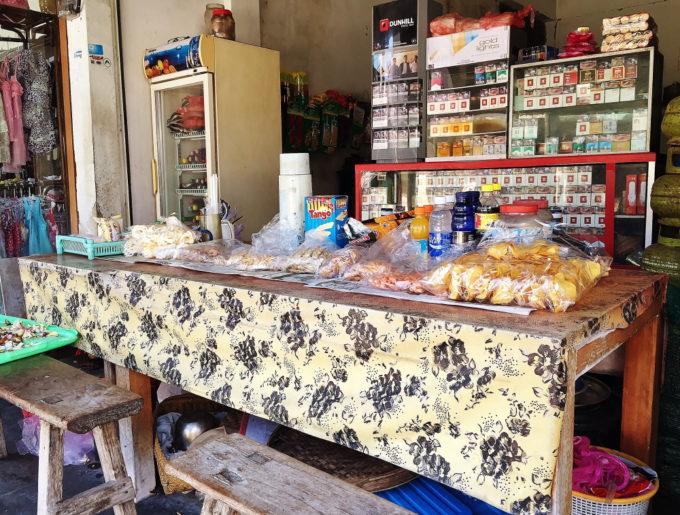バリ島 雑貨屋 ワルン