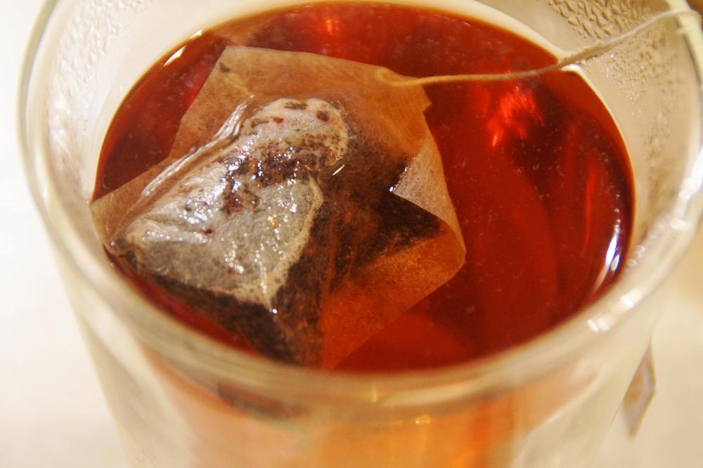 バリ島 rosella tea 味